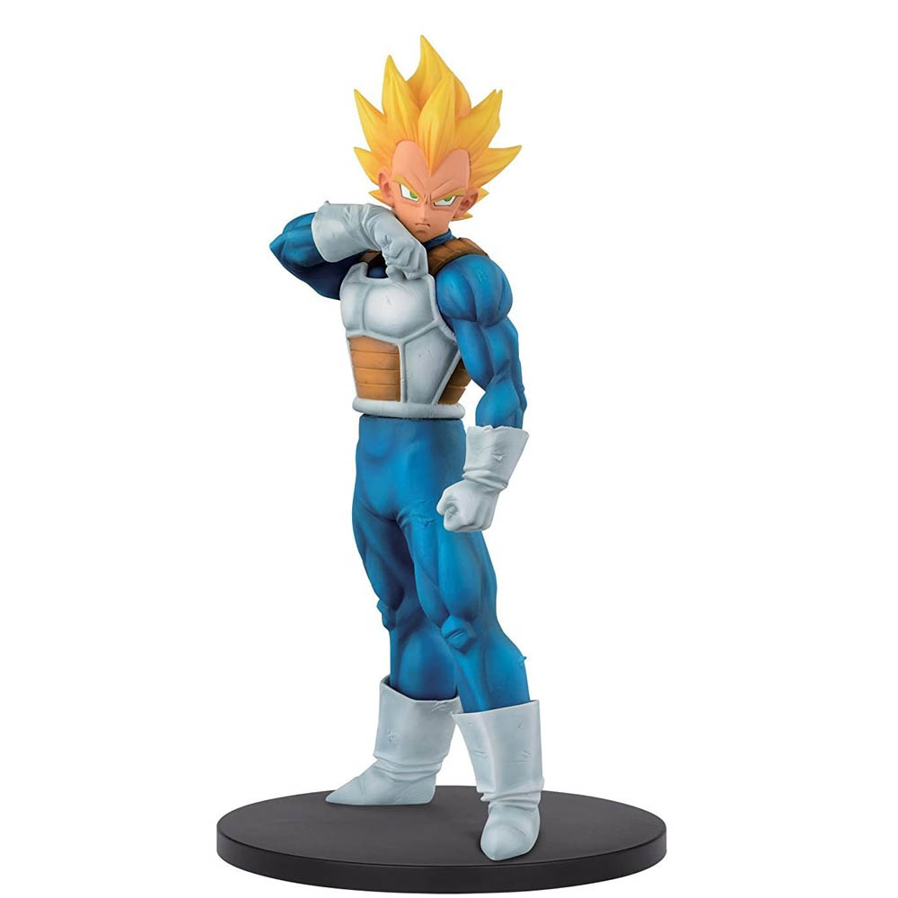 Vegeta Resolution Of Soldiers Dragon Ball Z Bandai Banpresto