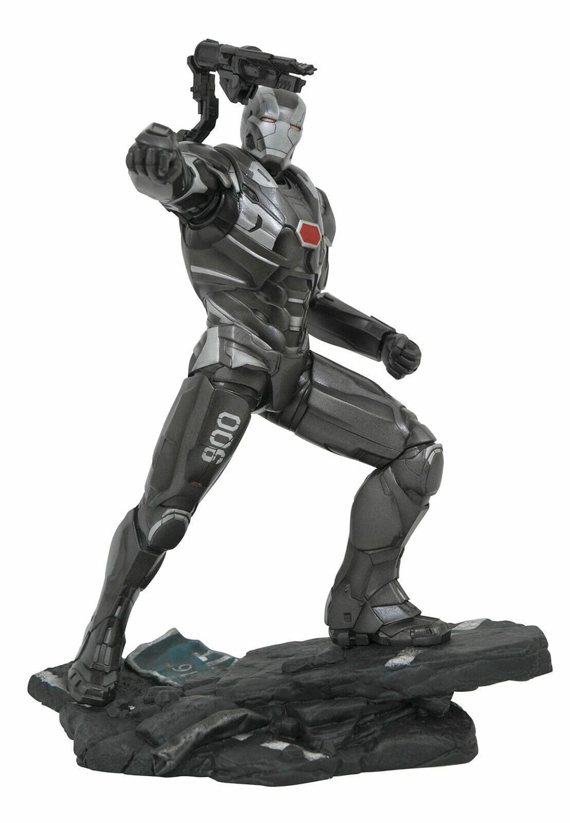 War Machine Diamond Select Marvel Gallery Avengers Endgame