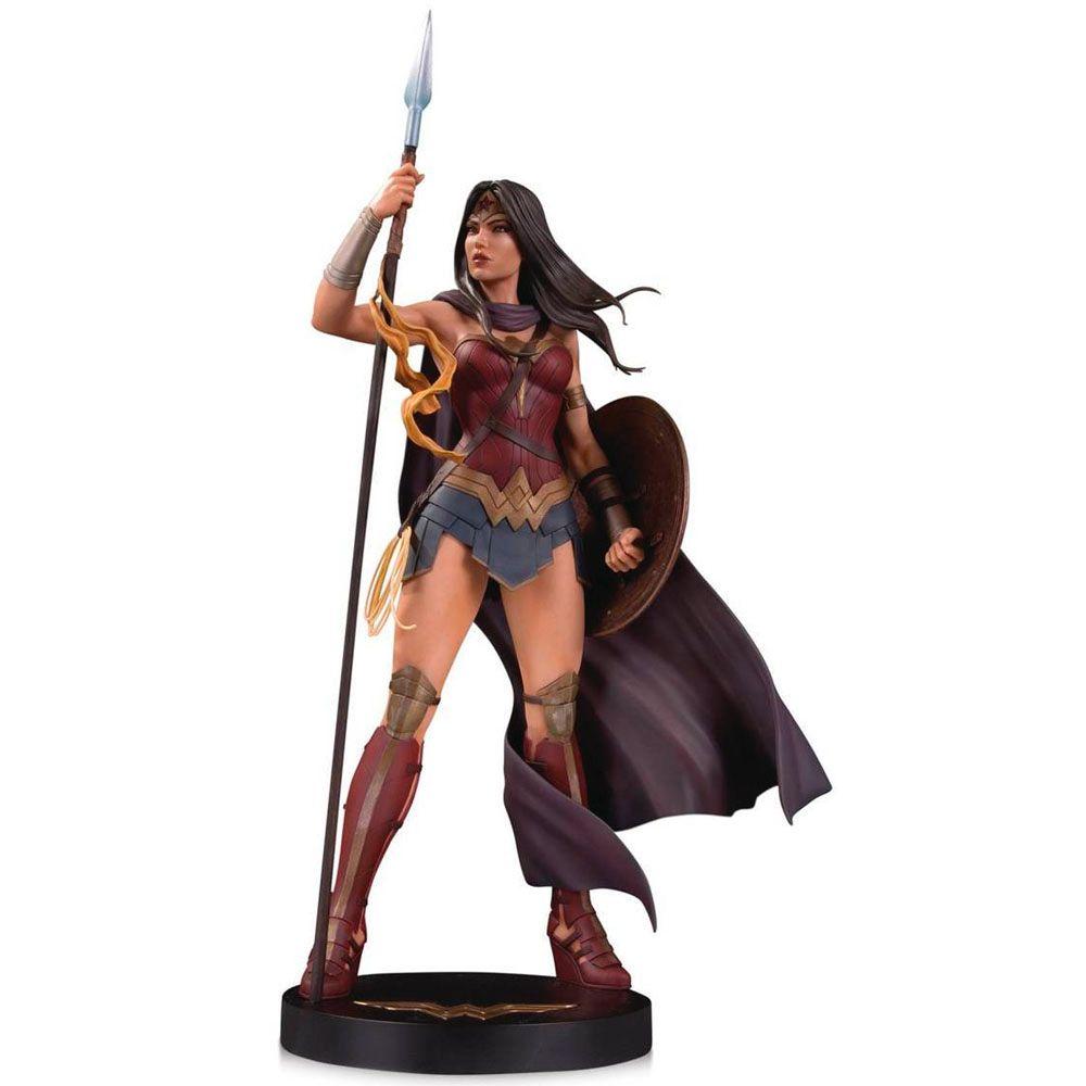 Wonder Woman Dc Collectibles Designer Series - By Jenny Frison 56402