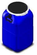 Bombona 50L - Balde Fermentador Plástico Alimentício
