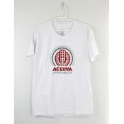 Camiseta Masculina Acerva Catarinense Branco