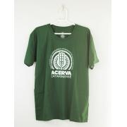 Camiseta Masculina Acerva Catarinense Verde