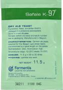 Fermento Fermentis Safale K-97
