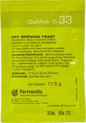 Fermento Fermentis Safale S-33