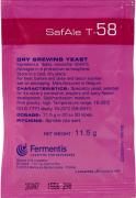 Fermento Fermentis Safale T-58