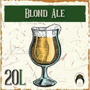 Kit Receita Cerveja Artesanal Belgian Blond Ale 20L