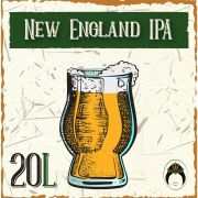 Receita de Cerveja Artesanal NEIPA 20L