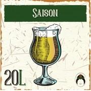 Kit Receita Cerveja Artesanal Belgian Saison 20L