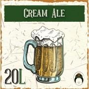 Receita de Cerveja Artesanal Cream Ale 20L