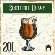 Receita de Cerveja Artesanal Scottish Heavy 20L