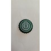 Tampinha Acerva Catarinense (Pacote 35 un.) - Rolha Metálica Verde Pry-Off 26mm
