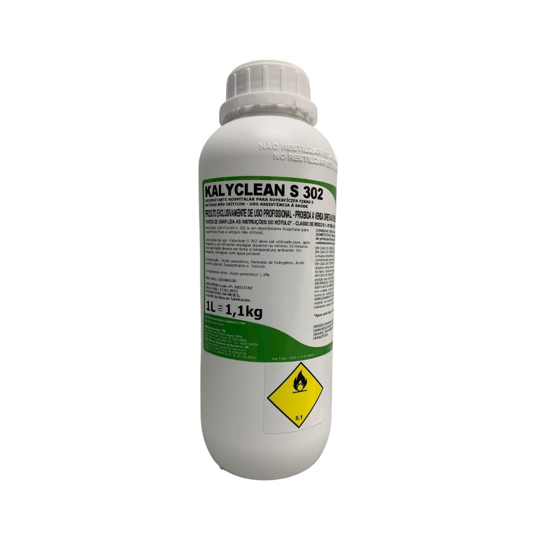 Ácido Peracético 2% - Kalyclean S 302 - 1Litro