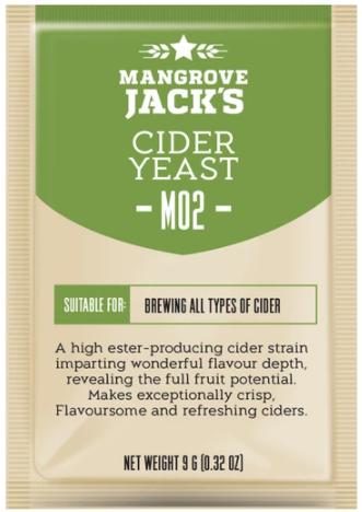 Fermento Mangrove Jacks - M02 - Cider