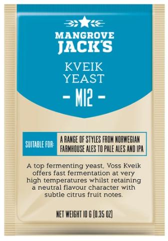 Fermento Mangrove Jacks - M12 - KVEIK