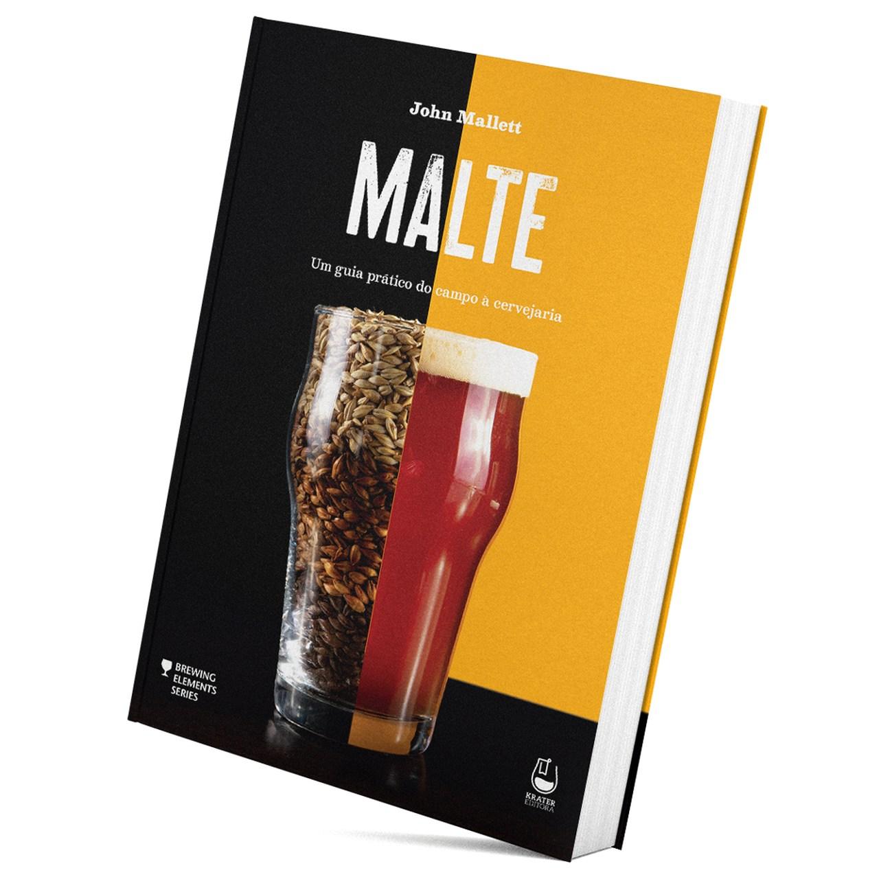 Livro Malte (John Mallett)