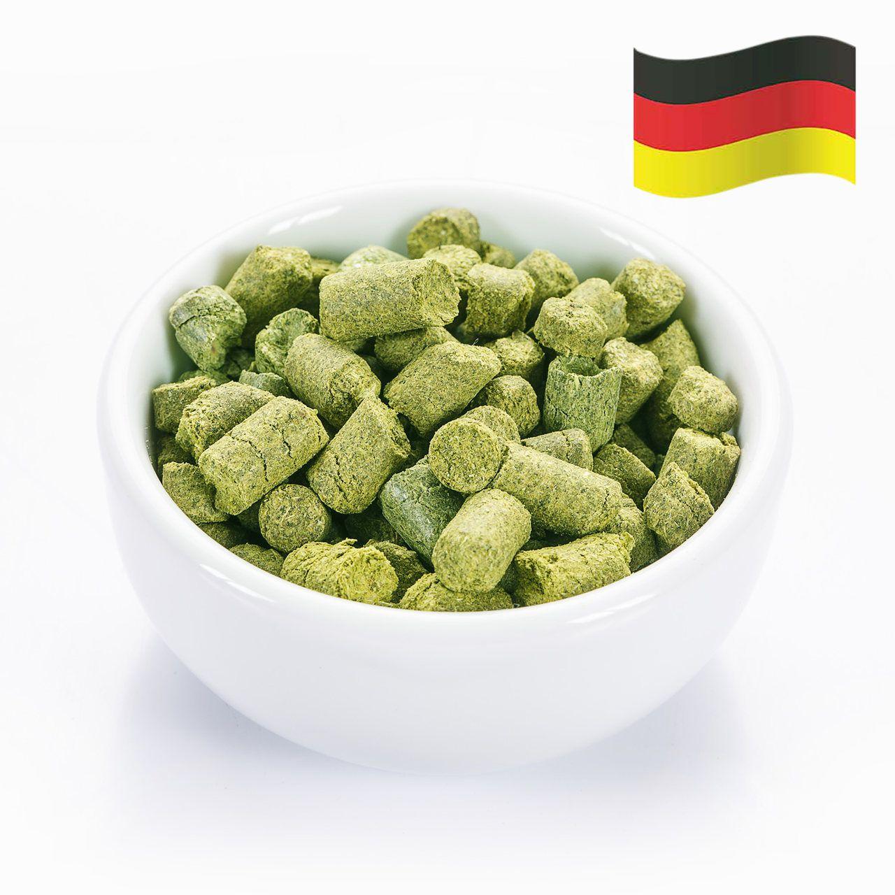 Lúpulo Hallertau Hüll Melon 50g