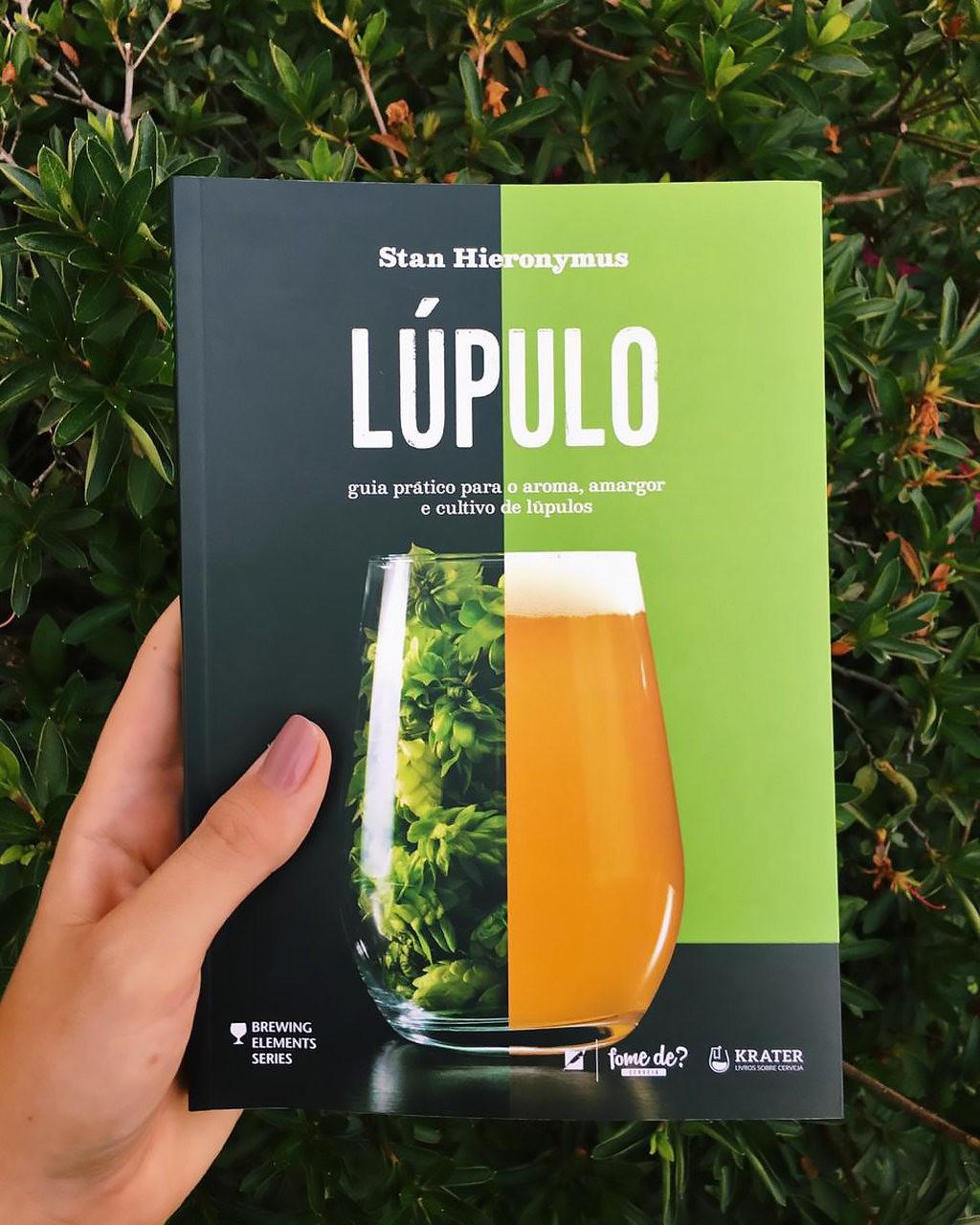Livro Lúpulo (Stan Hieronymus)  - Maria Cervejeira