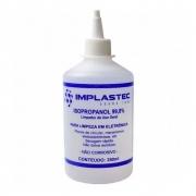 Álcool Isopropílico Implastec com Bico Aplicador - 250ml