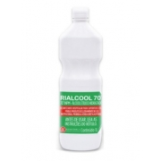 Álcool Rialcool Etílico Hidratado a 70% Rioquímica - 1 L