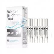 Kit Clareador Dental Pola Night 10% com 9 seringas - SDI