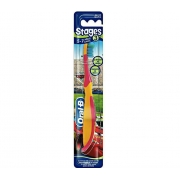Escova Dental Infantil Stages 3 Carros - Oral-B