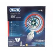 Escova Elétrica Professional Care 5000 Bluetooth 110V - Oral-B