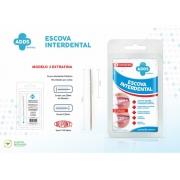 Escova Interdental Extra Fina ADDS Dental - 6 unidades