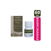 Eviplac Evidenciador de Placa Bacteriana Biodinâmica - 60 unidades