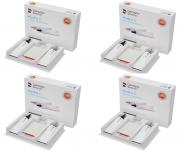 Cimento De Hidróxido De Cálcio Cola Dente Provisório Dentsply Sirona - 4 unidades