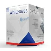 Kit Clareador Dental Whiteness Perfect 10% - FGM + Par de Moldeira