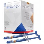 Kit Clareador Dental Whiteness Perfect 16% - FGM