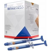 Kit Clareador Dental Whiteness Perfect 16% FGM + Par de Moldeira - Technew