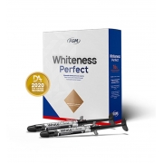 Kit Clareador Dental Whiteness Perfect 22% + White Class 7,5%