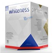 Kit Clareador Dental Whiteness Perfect 22% - FGM + Par de Moldeira