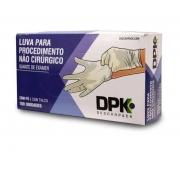 Luva Para Procedimento M Descarpack - 100 unidades