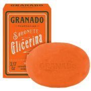 Sabonete Glicerina Amêndoa 90g Granado - 10 unidades