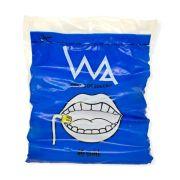 Sugador Plástico Descartável WA - 40 unidades