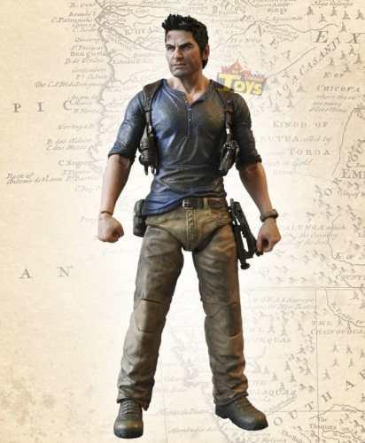 Nathan Drake Ultimate Edition Uncharted 4 - Neca