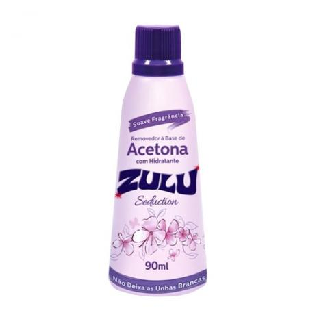 Acetona com hidratante Seduction Zulu - 90ml