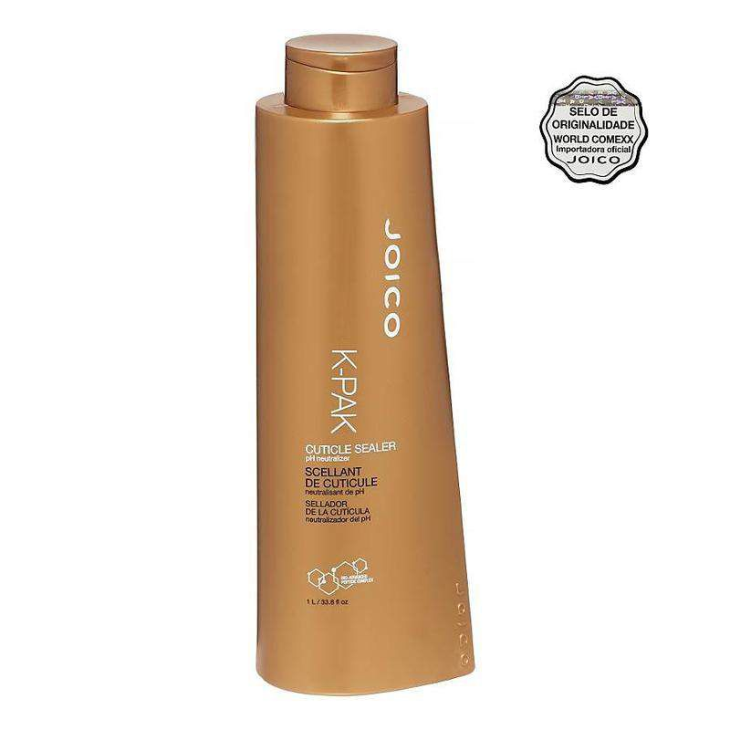 Acidificante PH Joico K-Pak Cuticle Sealer - 1 Litro