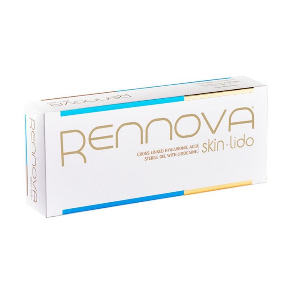 Ácido Hialurônico Skin Lido 1,25ml - Rennova