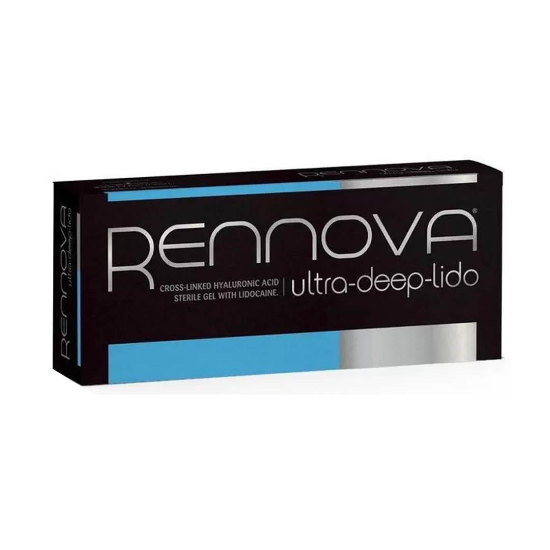 Ácido Hialurônico Ultra Deep Lido 1ml - Rennova