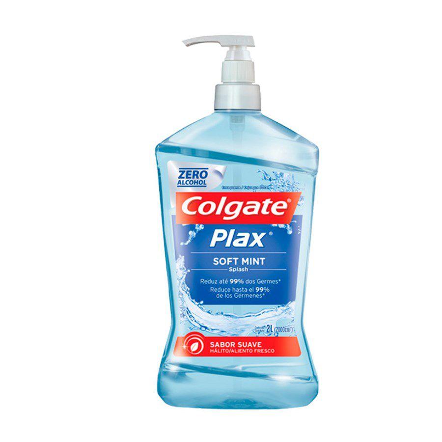 Antisséptico Bucal Plax Soft Mint 2Lts - Colgate