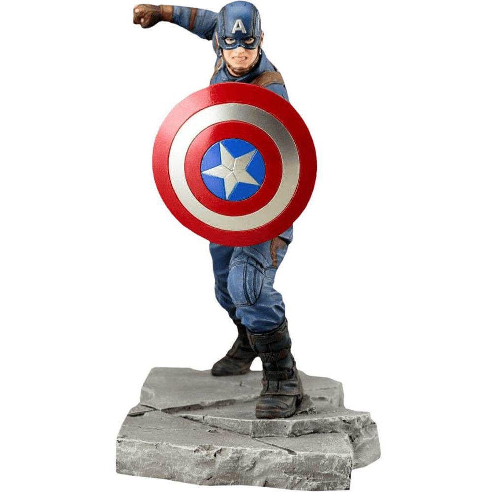 Capitao America Guerra Civil - Artfx+ Statue - Kotobukiya