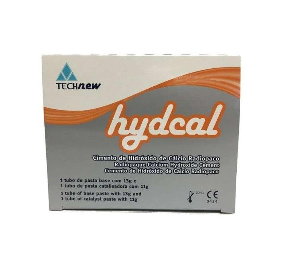 Cimento De Hidróxido De Cálcio Cola Dente Provisório - Hydcal