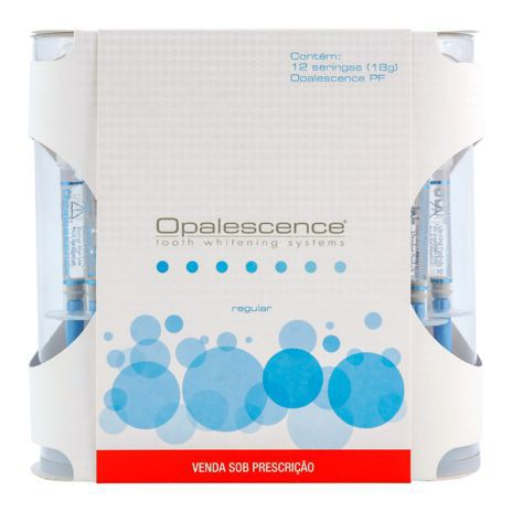 Clareador Opalescence PF 15% Ultradent - 12 seringas