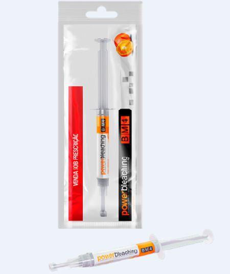 Clareador Power Bleaching com Aroma de Laranja 10%  - BM4
