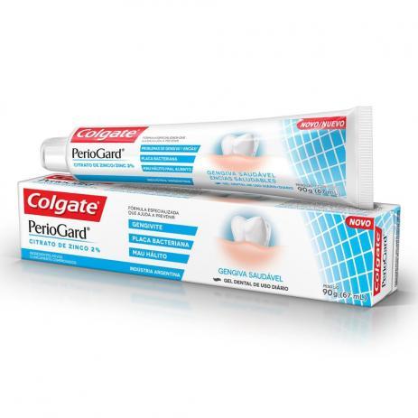 Creme Dental PerioGard Colgate 90g - Kit com 8 unidades