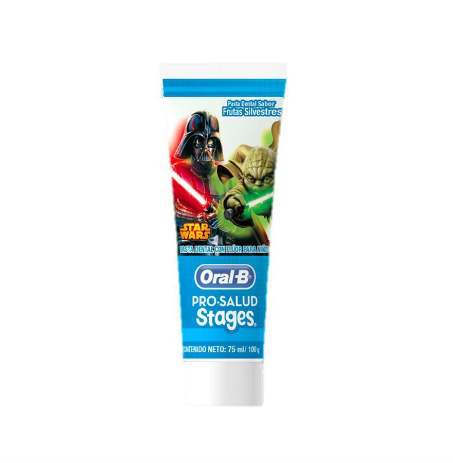 Creme Dental Stages Star Wars 100g - Oral-B