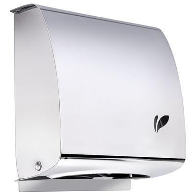 Dispenser de Papel Toalha Visium Inox (Escovado) - Biovis